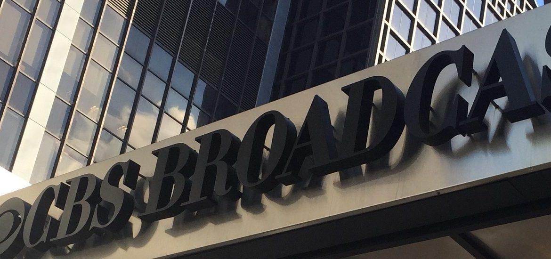 CBS Broadcast banner