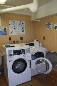Muillica laundry room