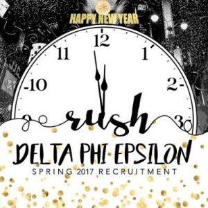 delta phi epsilon recruitment ad