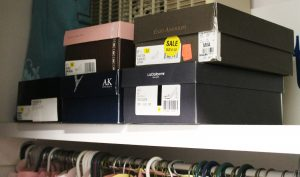 Career Closet Offers a Variety of Shoes