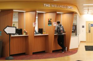 Wellness Center Front Desk