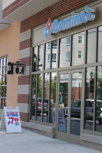 Domino's on the Boulevard