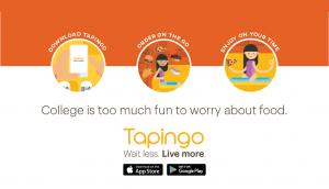 Tapingo app