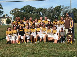 Rowan University Rugby team