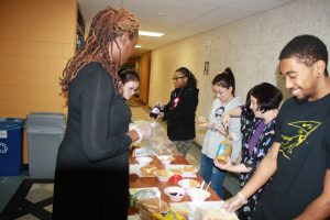 Rowan students giving back to communities on MLK Day