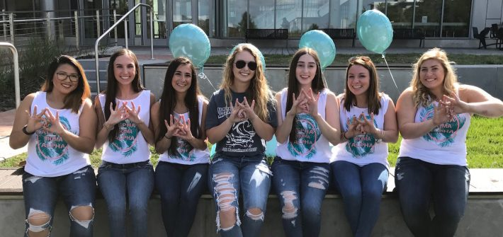 Alpha Sigma Alpha chapter at Rowan University