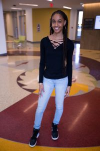 PROFspective: Civil Engineering Major Sidney McLeod-Whitener