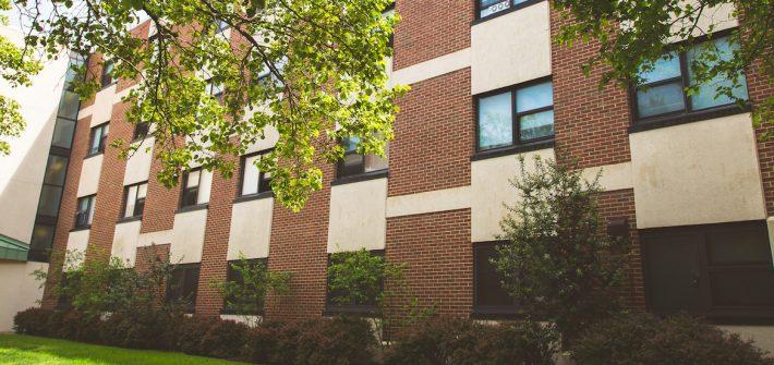 rowan university residence halls mimosa