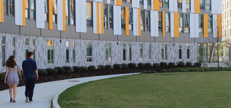Rowan University Freshmen Housing Holly Pointe Commons