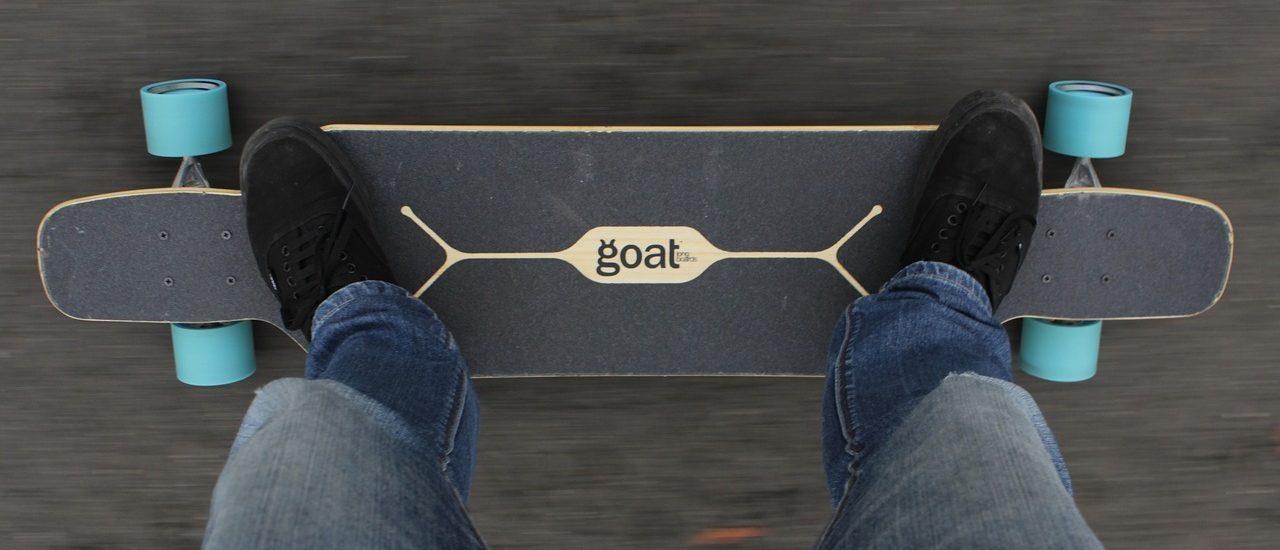 skatepark riding outside