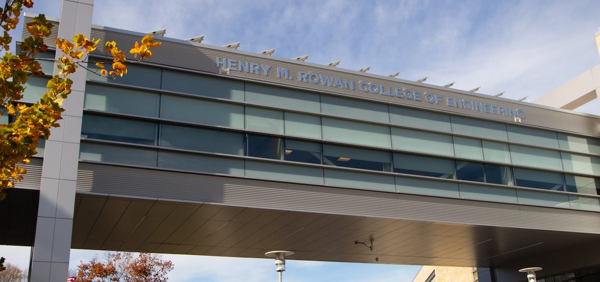 Photo of Henry M. Rowan College of Engineering building.