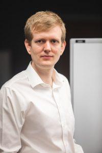 Rowan Chemistry Assistant Professor Dr. Erik Hoy
