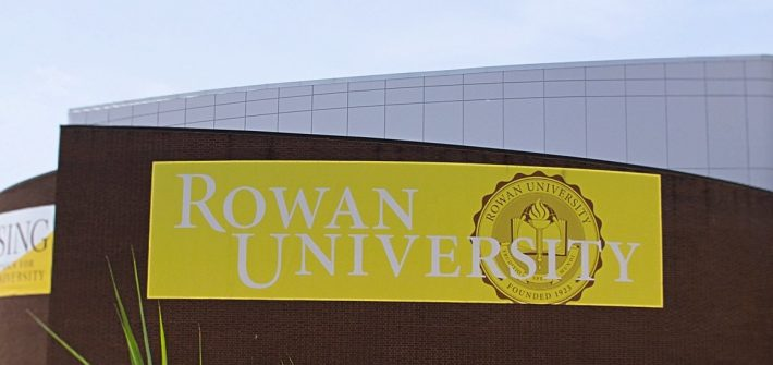 Wilson Hall, on the campus of Rowan University