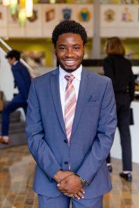 Rowan and PCI alumnus Minelson Louis-Baptiste