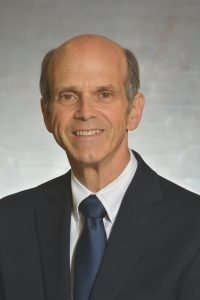 Rowan alumnus Dr. Stephen Nacco, president of Danville Area Community College in Illinois