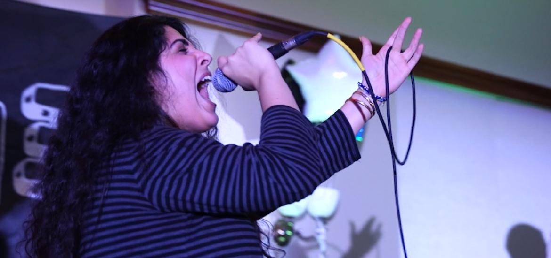 Sweetpills lead singer