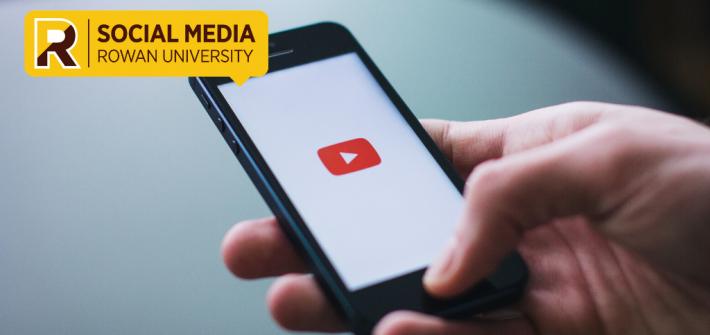 student vlogger
