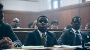 When They See Us. Netflix show.