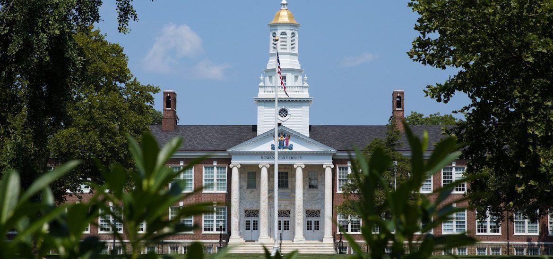 Photo of Bunce Hall.