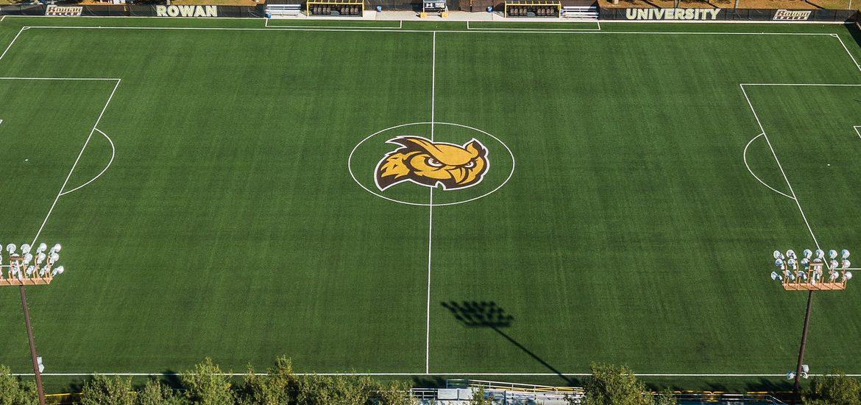 Field at Wackar Stadium
