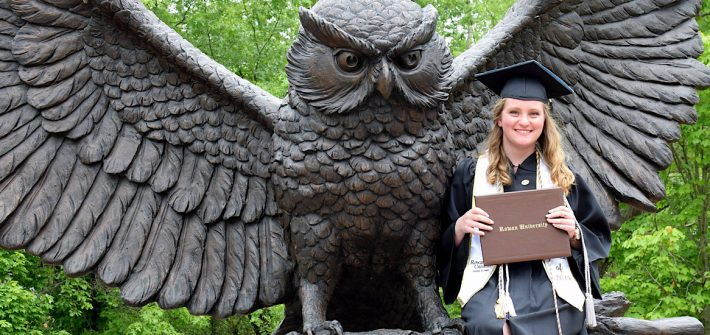Victoria Ieradi: Graduate student MBA