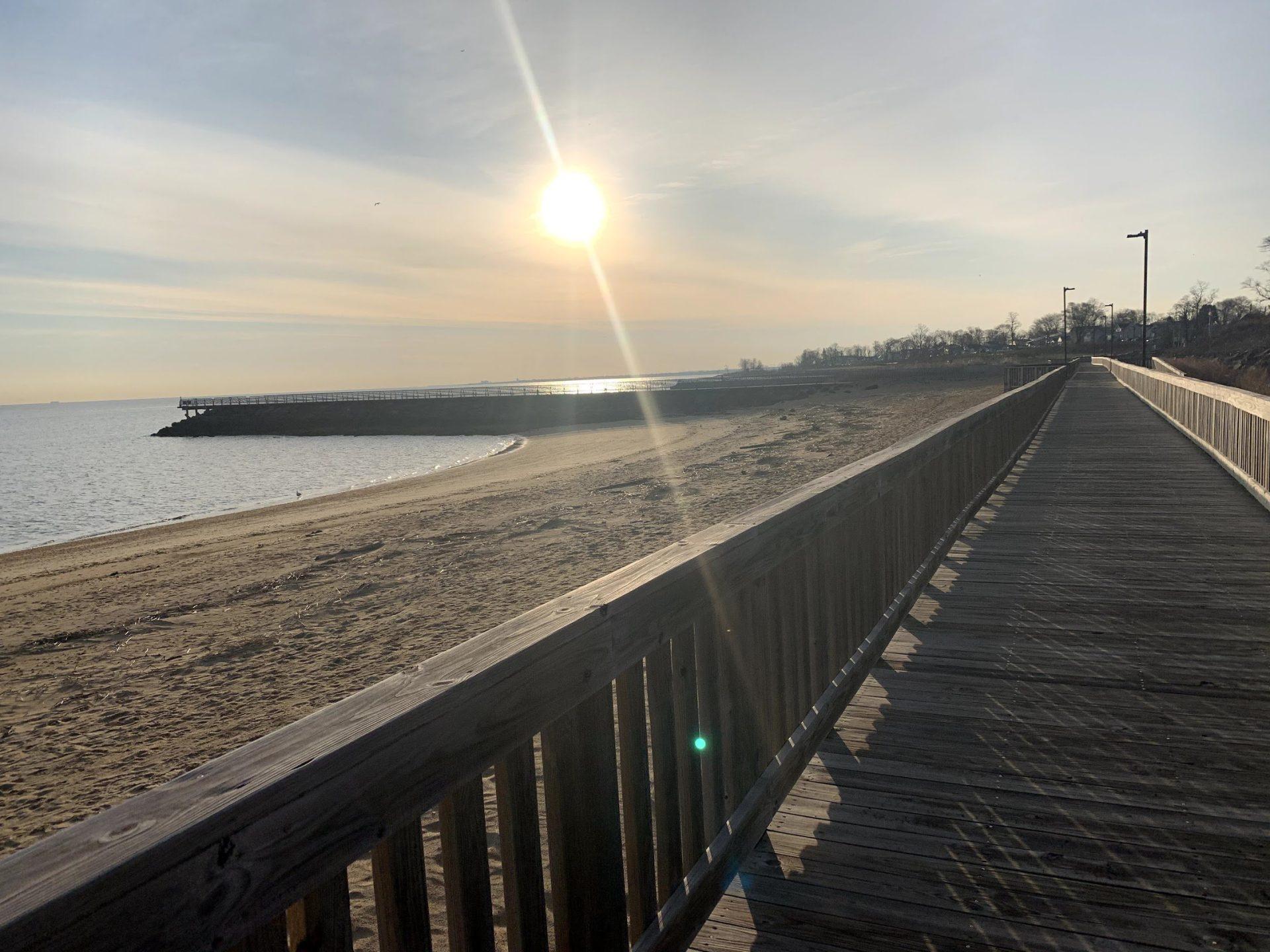 Laurence Harbor views