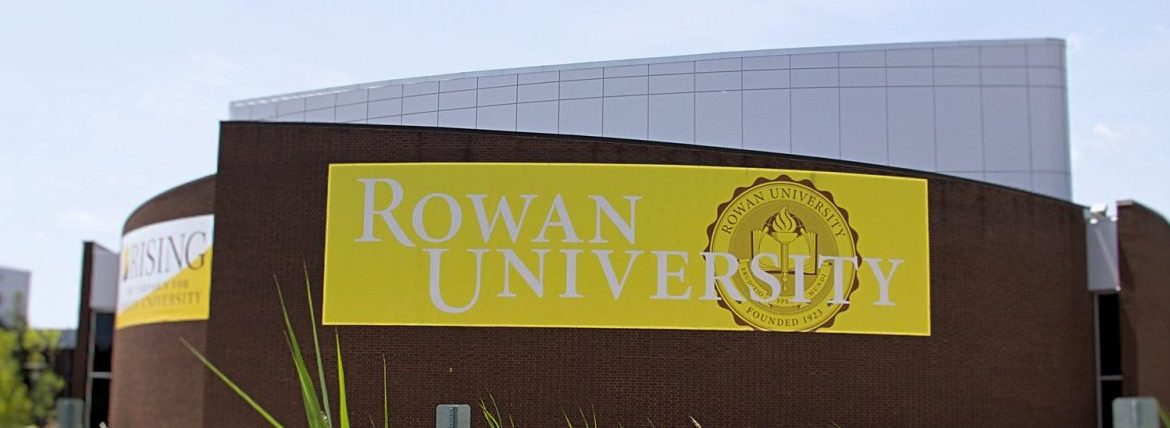 Exterior photo of Wilson Hall on Rowan's campus