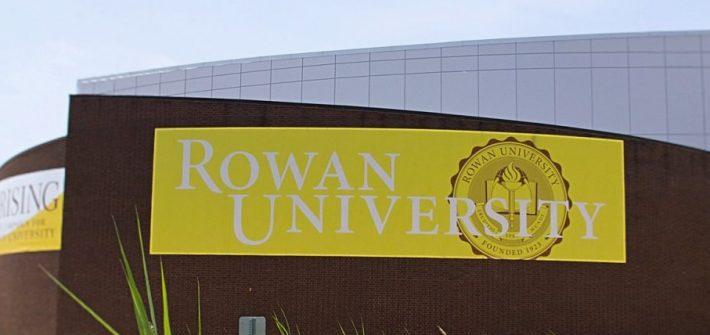 Exterior photo of Wilson Hall on Rowan's campus
