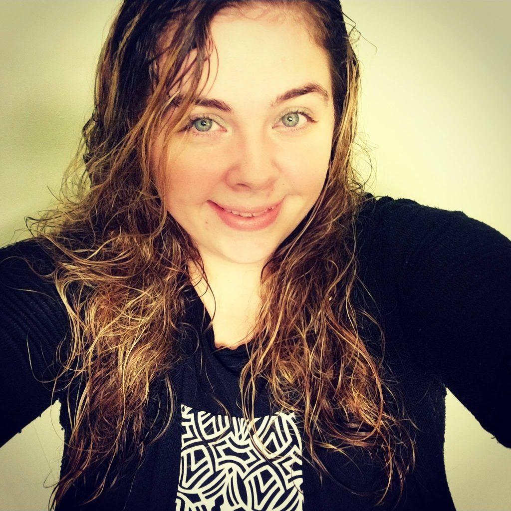 Selfie of Krystal Mannering