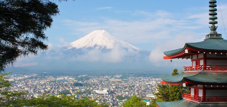 Stock image of Japan