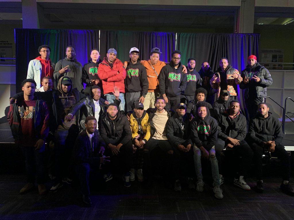 Rowan's Men of Color Alliance (MOCA)