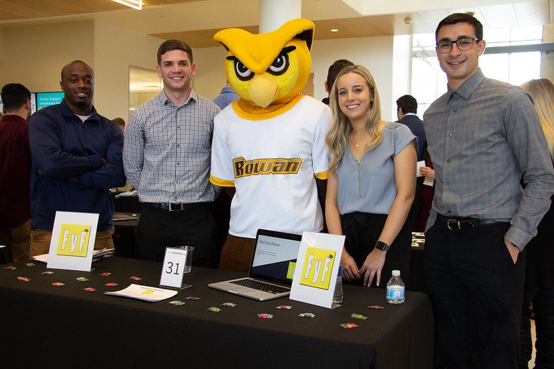 College of Business New Venture Expo.