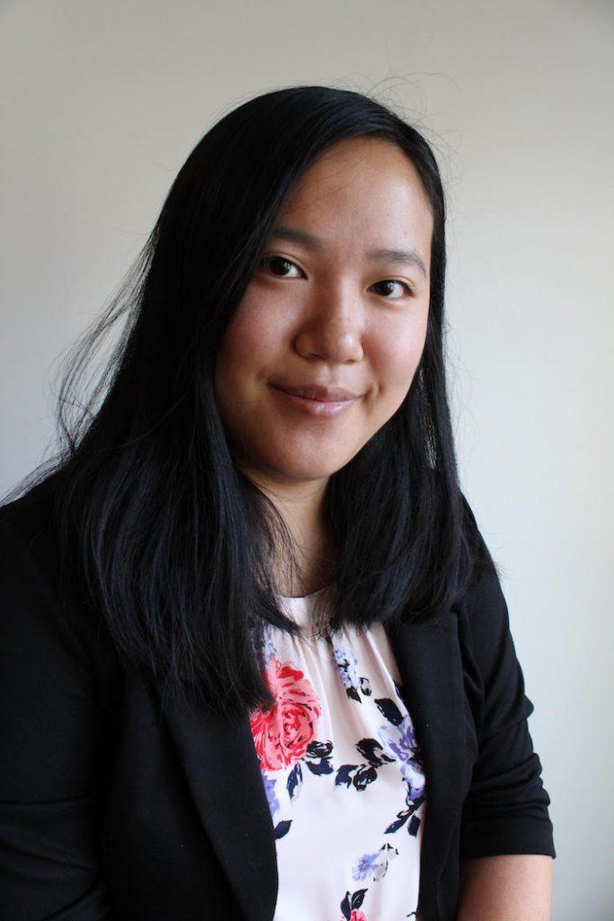 A portrait photo of Lia.