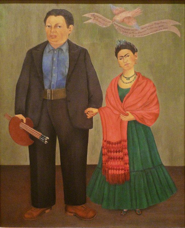 Friday Kahlo (credit: Steven Zucker via Creative Commons).