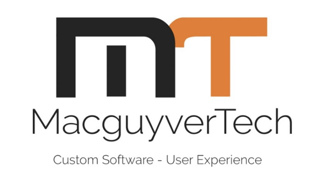 Logo for Macguyver Media.