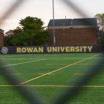 The Rowan intramural field.