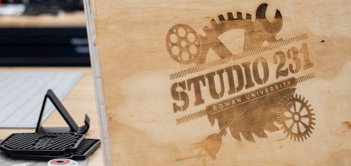 Photo of the inside of Studio 231.