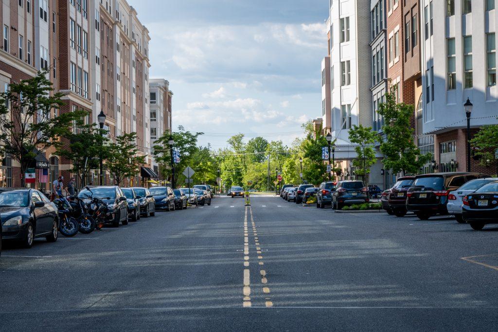 Street View of Rowan Boulevard