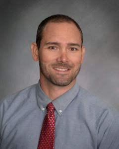 Headshot of Brent Elder.
