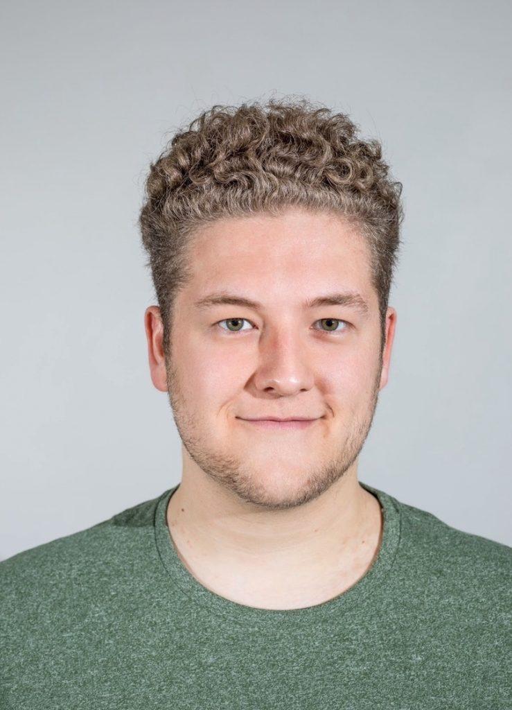 Headshot of Nick Flagg.