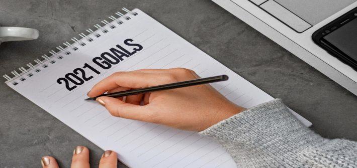 Writing a list of goals