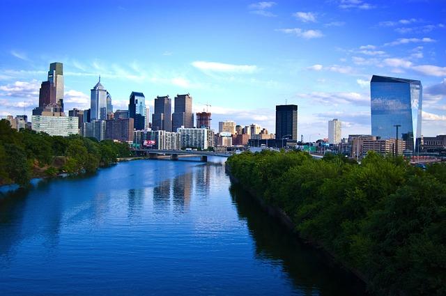 Philadelphia, where Petro is from.